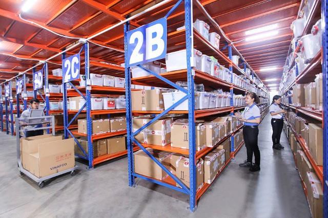 """Logistics cho ngành bán lẻ: miếng bánh tiềm năng nhưng """"khó nhằn"""" - Ảnh 1."""