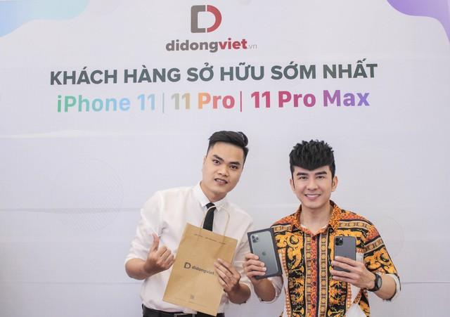 Cách Shark Hưng và sao Việt nổi tiếng chọn iPhone 11 Pro Max - Ảnh 1.