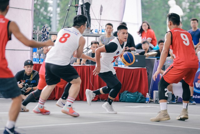 Sứ mệnh phát triển bóng rổ 3x3 của liên đoàn bóng rổ Việt Nam - Ảnh 1.