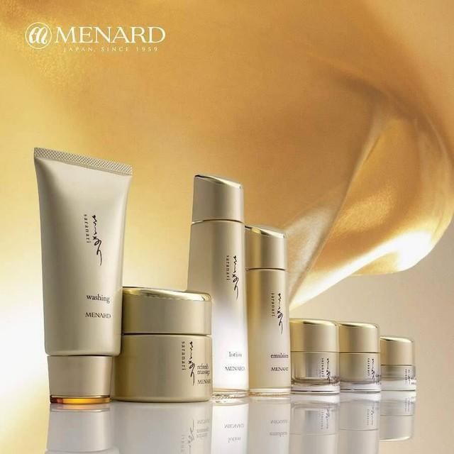 Menard – Thương hiệu Nhật Bản 60 năm thương nhớ vẻ đẹp nàng thơ - Ảnh 2.