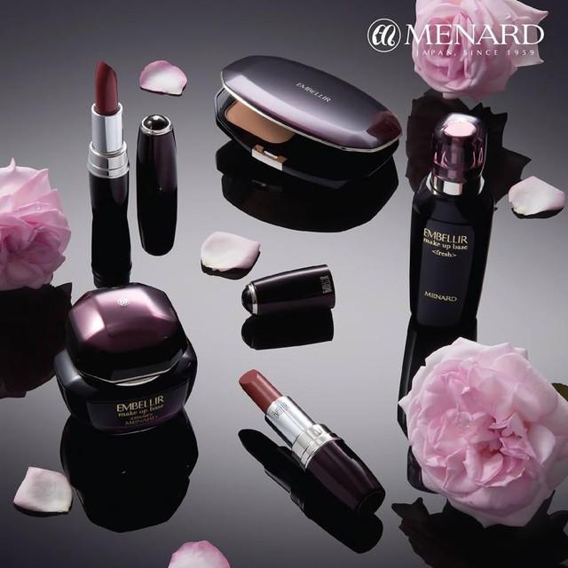 Menard – Thương hiệu Nhật Bản 60 năm thương nhớ vẻ đẹp nàng thơ - Ảnh 3.