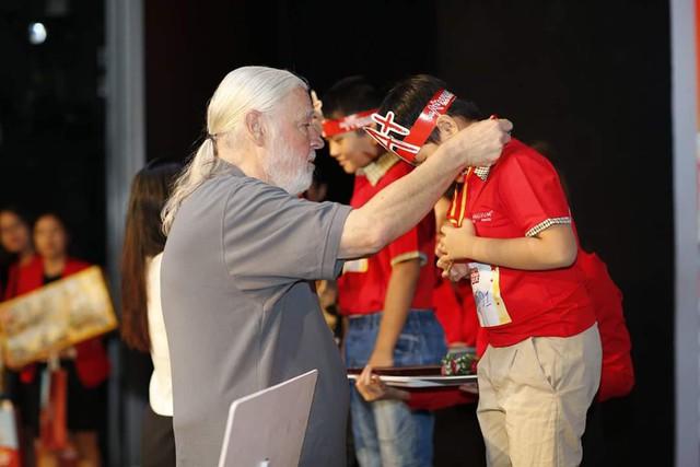 Cơ hội tỏa sáng tài năng của các Siêu nhí Toán học trên toàn quốc - Ảnh 1.