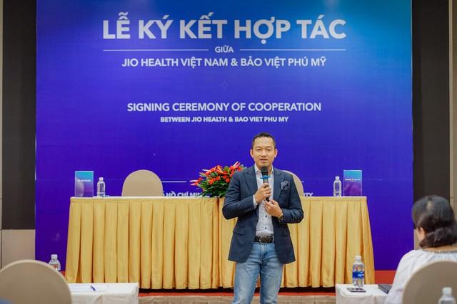 Jio Health và Bảo Việt Phú Mỹ đồng giới thiệu Jio Premium 360 - Ảnh 1.
