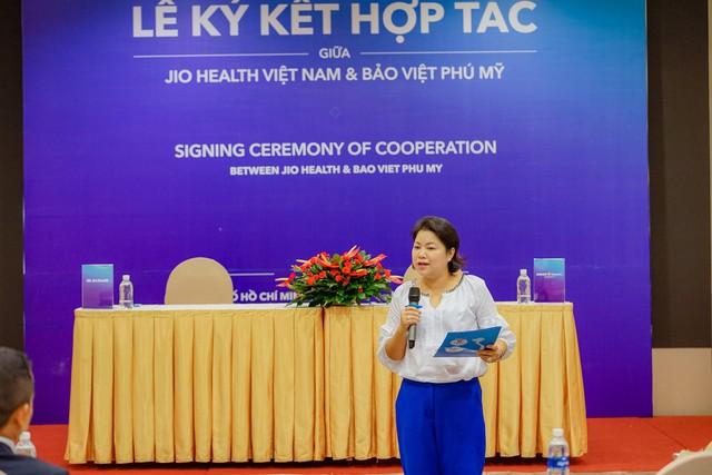 Jio Health và Bảo Việt Phú Mỹ đồng giới thiệu Jio Premium 360 - Ảnh 2.