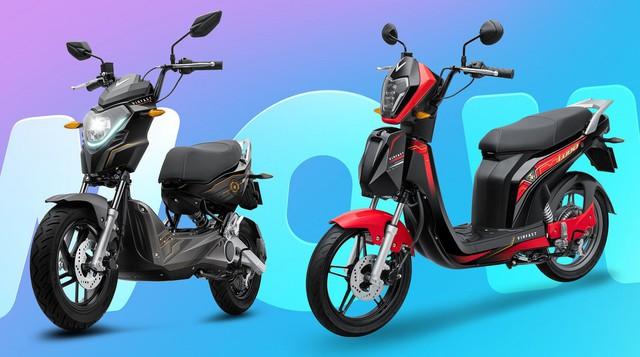 """VinFast Impes và Ludo - Bộ đôi xe máy điện """"quốc dân"""" của Việt Nam - Ảnh 1."""