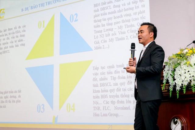 Nhận định của hiệp hội BĐS Cần Thơ: ĐBSCL tiếp tục là điểm hẹn đầu tư sôi động - Ảnh 1.