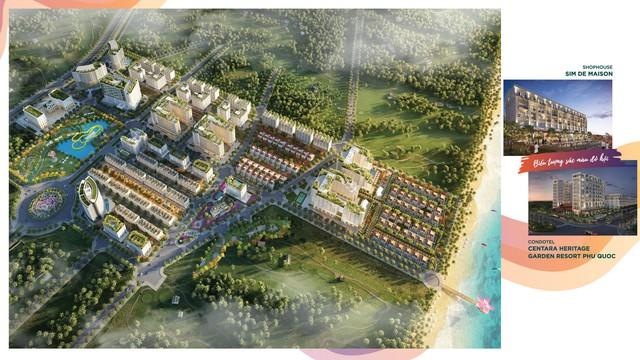 Lễ ra quân dự án Sim Island Bãi Trường – Phú Quốc - Ảnh 1.