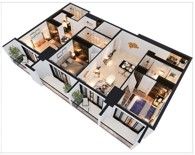 """Xu hướng đầu tư """"ngôi nhà thứ hai"""" với căn hộ dual key tại Đà Nẵng - Ảnh 2."""