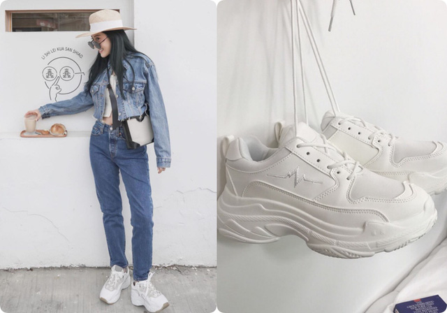 """Hãy đi một đôi sneakers trắng bình dân nhưng vẫn sang-xịn-mịn, cả thế giới sẽ phải hỏi bạn mua giày ở đâu thế?"""" - ảnh 6"""