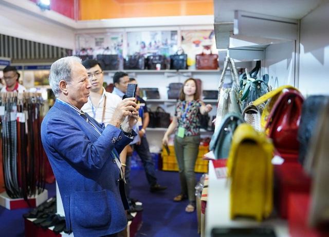 Ngành giày dép Việt Nam tăng tốc - Ảnh 1.