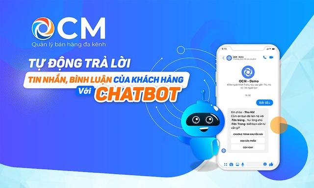Ứng dụng trí tuệ nhân tạo trên Chatbot để tự động hóa bán hàng - Ảnh 2.
