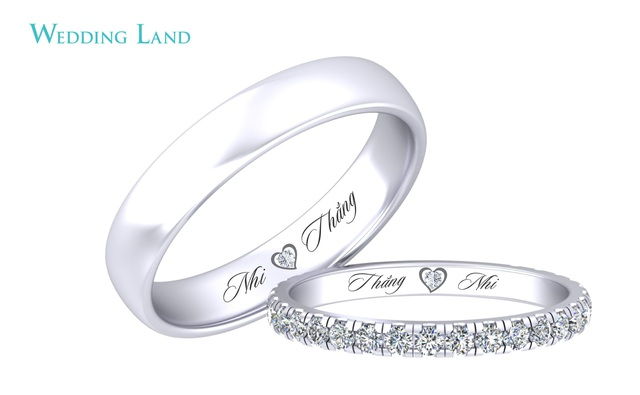 Xem cặp nhẫn cưới có 1-0-2 của Đông Nhi - Ông Cao Thắng - ảnh 1
