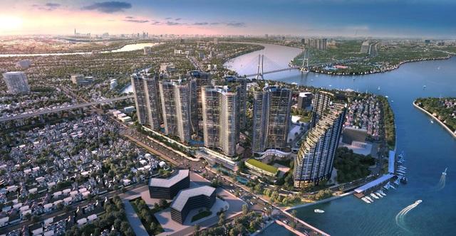 Cung đường ven sông đắt giá nhất Sài Gòn được đánh thức bởi hàng loạt siêu dự án - Ảnh 1.