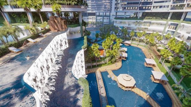 Triển khai tổ hợp Wellness & Fresh Resort trên cung đường Đào Trí, Quận 7 - Ảnh 1.