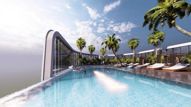 Triển khai tổ hợp Wellness & Fresh Resort trên cung đường Đào Trí, Quận 7 - Ảnh 8.
