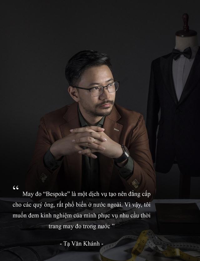 Hành trình khởi nghiệp của nhà sáng lập chuỗi cửa hàng thời trang may đo cao cấp hàng đầu tại Miền Trung - PAUL Bespoke Tailor - Ảnh 1.