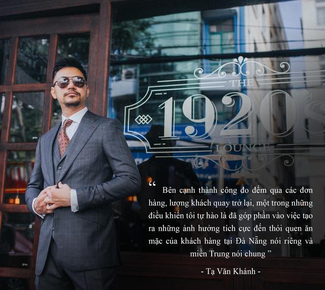Hành trình khởi nghiệp của nhà sáng lập chuỗi cửa hàng thời trang may đo cao cấp hàng đầu tại Miền Trung - PAUL Bespoke Tailor - Ảnh 4.