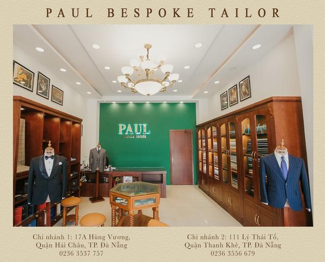 Hành trình khởi nghiệp của nhà sáng lập chuỗi cửa hàng thời trang may đo cao cấp hàng đầu tại Miền Trung - PAUL Bespoke Tailor - Ảnh 5.