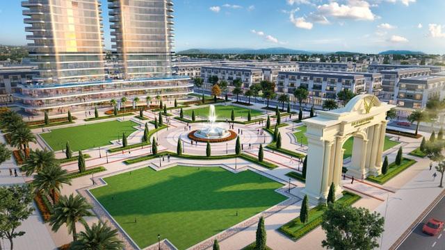 Tập đoàn FLC kiến tạo khu đô thị đáng sống hàng đầu Tây Nguyên - Ảnh 1.