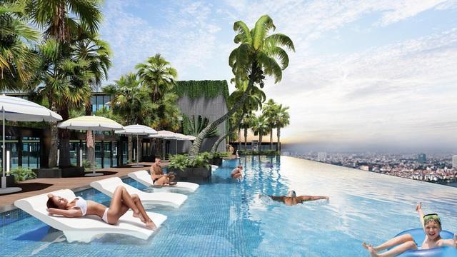 Sunshine Group triển khai tổ hợp resort giữa hồ nhân tạo lớn bậc nhất Sài Gòn - Ảnh 10.