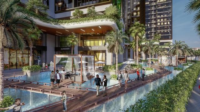 Sunshine Group triển khai tổ hợp resort giữa hồ nhân tạo lớn bậc nhất Sài Gòn - Ảnh 2.