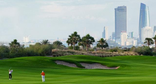 Đà Nẵng đón nguồn cung mới: 700 căn hộ view sân golf - Ảnh 2.