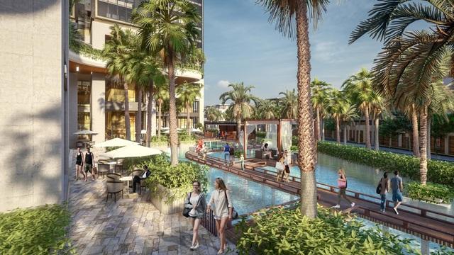 Sunshine Group triển khai tổ hợp resort giữa hồ nhân tạo lớn bậc nhất Sài Gòn - Ảnh 3.