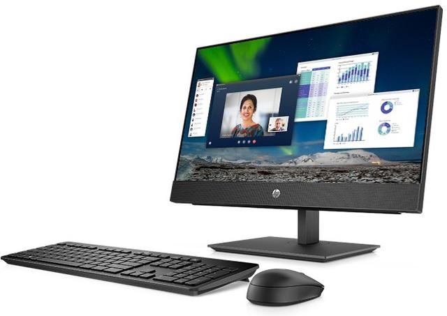 HP PRO ONE 400 G5 và 600 G5 - Máy tính tất cả trong một siêu tiện dụng đến từ HP - Ảnh 4.