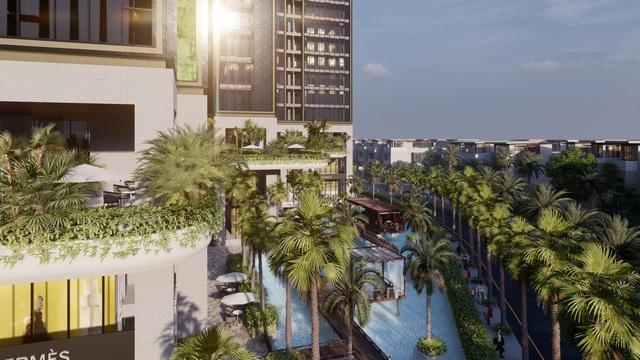 Sunshine Group triển khai tổ hợp resort giữa hồ nhân tạo lớn bậc nhất Sài Gòn - Ảnh 5.