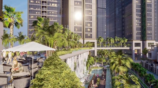 Sunshine Group triển khai tổ hợp resort giữa hồ nhân tạo lớn bậc nhất Sài Gòn - Ảnh 6.