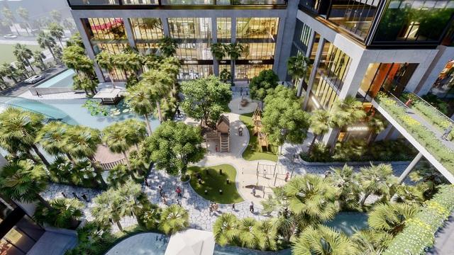 Sunshine Group triển khai tổ hợp resort giữa hồ nhân tạo lớn bậc nhất Sài Gòn - Ảnh 8.
