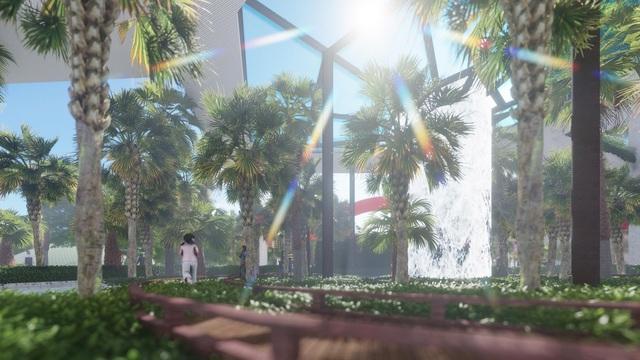 Sunshine Group triển khai tổ hợp resort giữa hồ nhân tạo lớn bậc nhất Sài Gòn - Ảnh 9.
