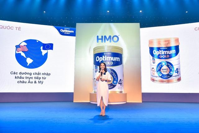Ứng dụng dưỡng chất vàng HMO vào sản phẩm dinh dưỡng trẻ em của Vinamilk - Ảnh 1.