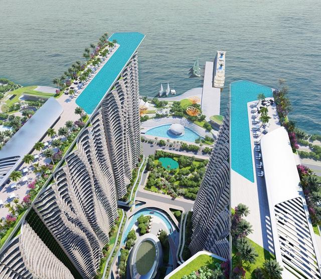 Sức hút của dự án nằm trên tuyến đường đẹp nhất thành phố biển Nha Trang - Ảnh 1.