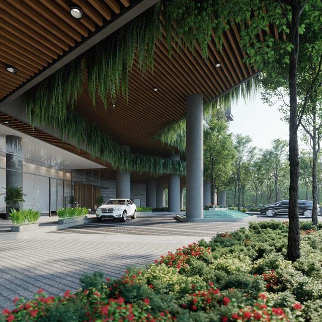 Nan giải tìm chỗ đỗ xe tại các chung cư nội đô - Ảnh 2.