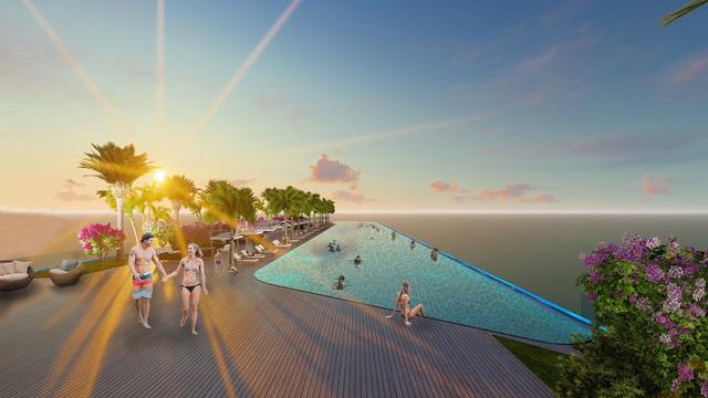 Sức hút của dự án nằm trên tuyến đường đẹp nhất thành phố biển Nha Trang - Ảnh 2.