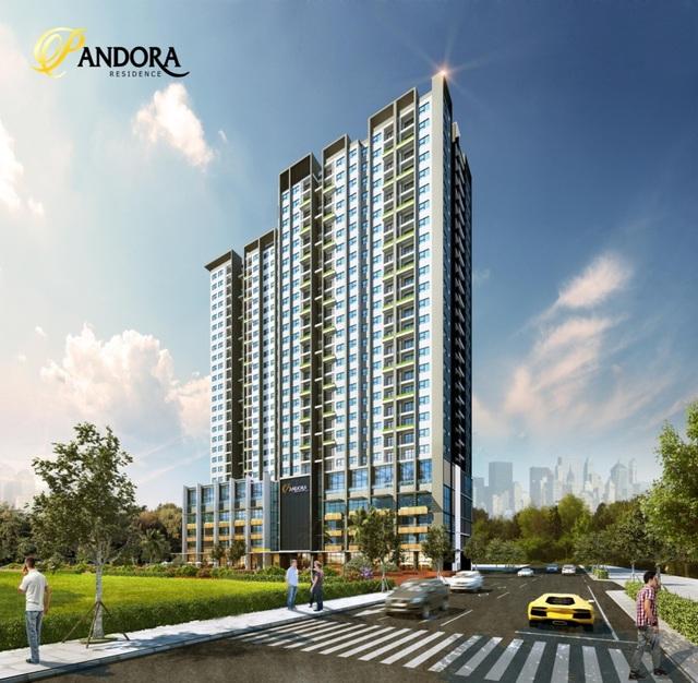 """Pandora 53 Triều Khúc – """"Điểm sáng"""" bất động sản phía Tây Hà Nội - Ảnh 1."""