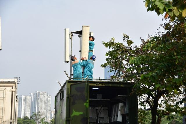 Viettel áp dụng công nghệ hiện đại hàng đầu cho mạng lưới phục vụ trận Việt Nam – UAE - Ảnh 1.