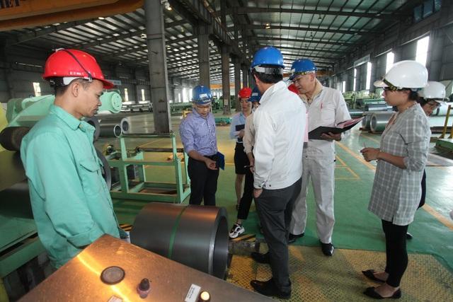 Phương Anh Group thực hiện thành công chương trình tư vấn đánh giá quản lý chất lượng - Ảnh 2.