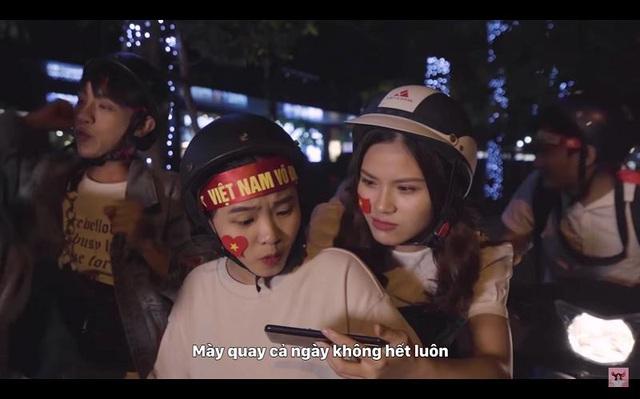 Tiếp lửa Việt Nam phá đảo World Cup, Hiệp Đỗ và Tuyến Bít tung clip ăn mừng cực độc - ảnh 6