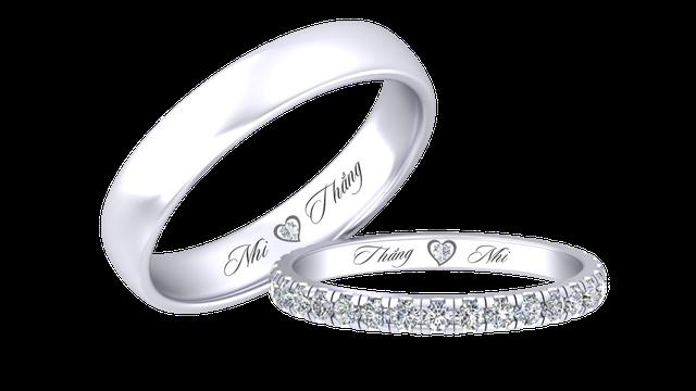 Wedding land mở ra xu hướng thiết kế nhẫn cưới riêng cho từng khách hàng - Ảnh 3.