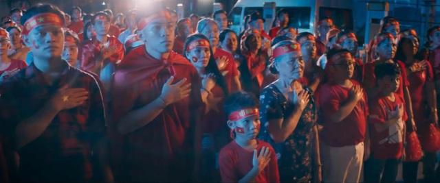 Trước cuộc đối đầu với Thái Lan, Quang Hải xuất hiện trong phim ngắn gây bão Youtube - Ảnh 3.