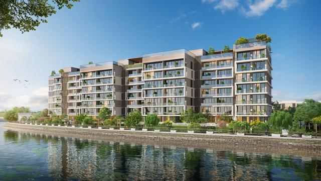 Có gì trong dự án hạng sang với 100% các căn hộ là căn góc, sở hữu 3-4 mặt tiền tại TP.HCM - Ảnh 1.