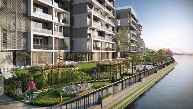 Có gì trong dự án hạng sang với 100% các căn hộ là căn góc, sở hữu 3-4 mặt tiền tại TP.HCM - Ảnh 4.