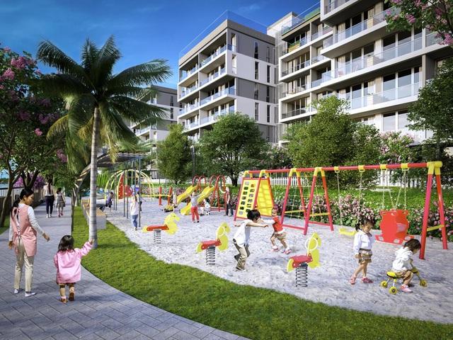 Có gì trong dự án hạng sang với 100% các căn hộ là căn góc, sở hữu 3-4 mặt tiền tại TP.HCM - Ảnh 5.