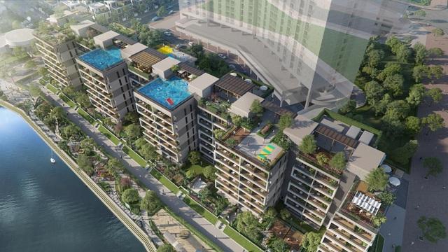 Có gì trong dự án hạng sang với 100% các căn hộ là căn góc, sở hữu 3-4 mặt tiền tại TP.HCM - Ảnh 6.