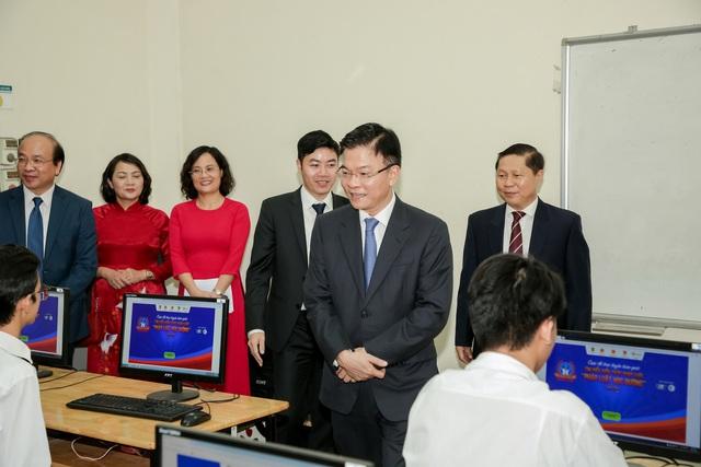PV GAS đồng hành cùng Cuộc thi Kiến thức Pháp luật toàn quốc - Ảnh 1.