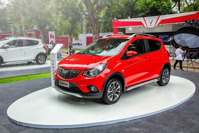 VinFast tung ưu đãi khủng cho khách hàng mua xe Fadil: Miễn phí lãi vay 2 năm đầu tiên - Ảnh 3.