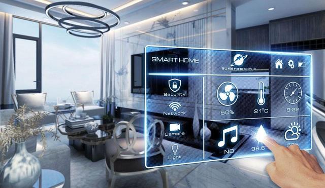 TP HCM sẽ có dự án căn hộ thông minh như trong phim giả tưởng - Ảnh 2.