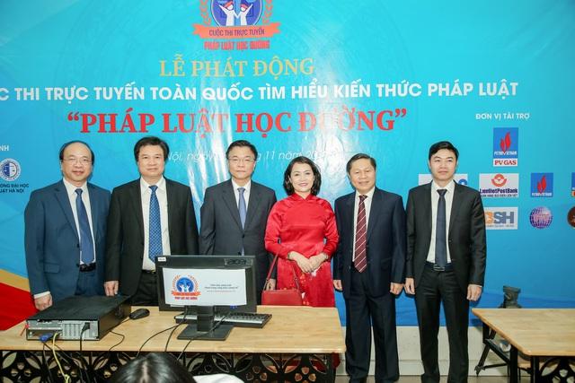 PV GAS đồng hành cùng Cuộc thi Kiến thức Pháp luật toàn quốc - Ảnh 2.